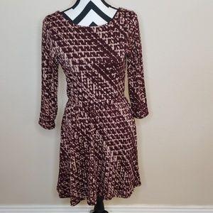 As U Wish low back dress